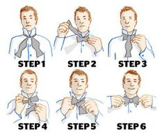 Steps to Tie the Knot