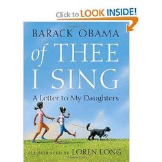 Of Thee I Sing by Barack Obama  (Children's Literature)
