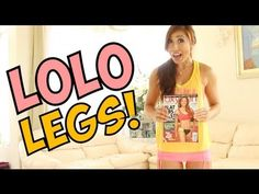 Lolo Jones Legs 'n Lunges Challenge | Invade London