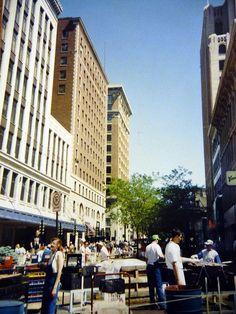 Monroe Mall (now Monroe Center) - June 7, 1992