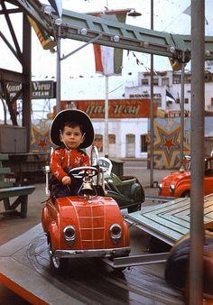 The Pike Amusement, Long Beach, California