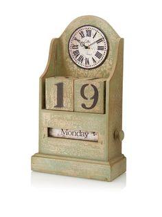 Wooden Clock, http://www.myhabit.com/redirect/ref=qd_sw_dp_pi_li?url=http%3A%2F%2Fwww.myhabit.com%2F%3F%23page%3Dd%26dept%3Dhome%26sale%3DA14NWJJ5YEQWHK%26asin%3DB009D4YJBK%26cAsin%3DB009D4YJBK
