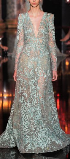 ELIE SAAB COUTURE FALL-WINTER 2014-2015
