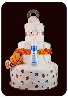 Diaper Cake ideas