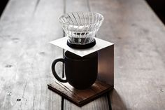 A gorgeously crafted pour-over makes brewing the perfect cup of coffee a daily joy.