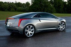 Cadillac ELR Electric Car