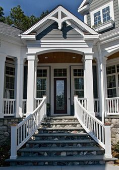 Front Porch Design on Pinterest