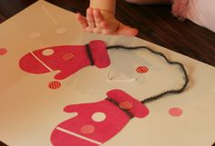Squish Preschool Ideas: Many Mitten Crafts