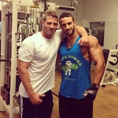 Eliad Cohen_gym time