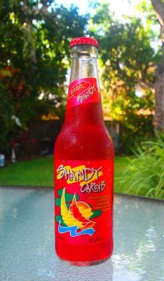 Taste of the Caribbean: Sorrel Shandy Carib, the Ideal Drink Pairing for Roti - http://bit.ly/GLk6D4 #Caribbean
