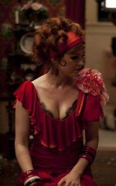 Isla Fisher: Myrtle Wilson, The Great Gatsby
