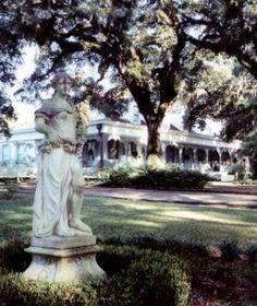 Myrtles Plantation  St. Francisville, Louisiana myrtl plantat, baton rouge, haunted houses, louisiana, plantation homes, haunted places, ghost, haunt place, carriage house