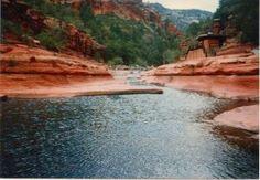Oak Creek Canyon...spent my childhood summers here<3