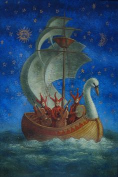Jake Baddeley.  Ship of Fools.