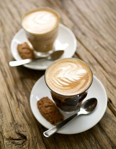 A few of my tips for staying healthy on the road - including a daily cappuccino! the road