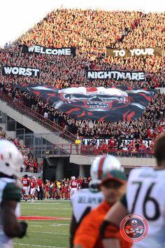 Nebraska Football vs Miami Hurricanes: Photo Gallery - Corn Nation