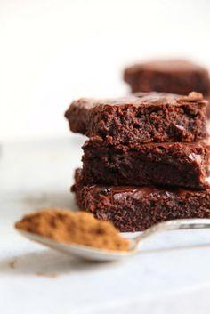 liquorice brownies