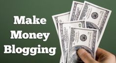 Make Money Online Through Blogging