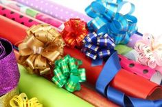 Organizing Holiday Wrap | Stretcher.com - Holiday wrap and ribbon is expensive and none of us can afford to let it go to waste due to neglect or just plain not being able to find it. Here are some ideas that you can use now to make next year less hectic.