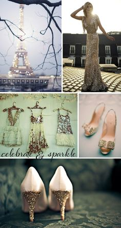 New Year's Eve Weddings   The Destination Wedding Blog - Jet Fete by Bridal Bar