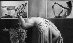 The beauty of burlesque: Classic LIFE photographs capture glamour of risqué art during its pre-war heyday