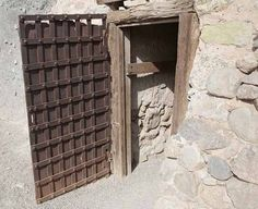 Arizona Territorial Prison at Yuma- Bing Images