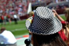 Fall football fashion: Alabama fans rocking sundresses, bow-ties and all the houndstooth | AL.com