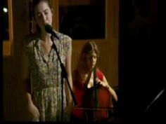 Damien Rice and Lisa Hannigan -- Rootless Tree