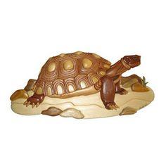 Desert Tortoise Intarsia Plan