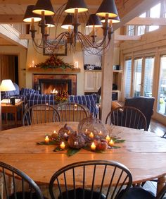 35 fall decorating ideas for the indoors | Revedecor