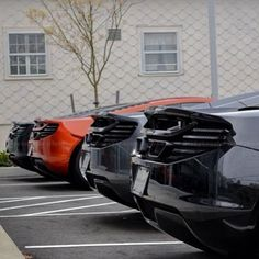 What color Mclaren MP4-12C would you take?