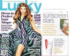 LUCKY MAGAZINE Rodan and Fields Dermatologists