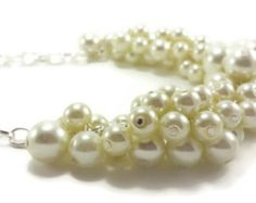 Pearl Cluster Neckla