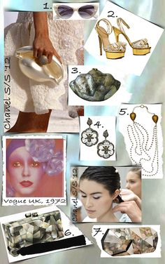 Here are my picks for Mother of Pearl accessories - great for summer weddings! What's your favorite?