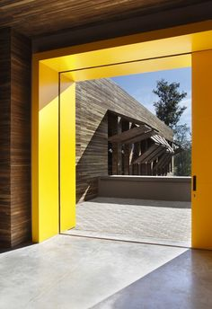 #yellow #design #exterior