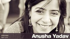 """""""No matter what he or she does, or how long or short they live, everyone on this planet plays a central role in the history of the world"""".We have Anusha Yadav who is a Photographer,Photo Archivist and a Book Designer and will make children love history for this grand interview."""