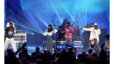 The Fugees reunion performance - 2005