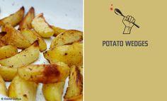 Jamie Oliver's Food Revolution | POTATO WEDGES | Jamie Oliver (US)