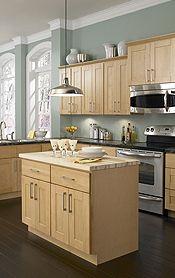 Findley & Myers Soho Maple Kitchen Cabinets