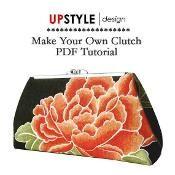 Modern Style Clutch by UPSTYLE  - via @Craftsy