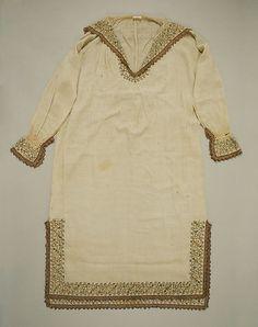 Shirt  Date: 16th century Culture: Italian