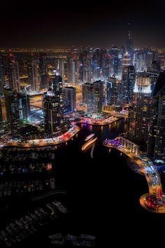 Dubai by Sebastian Lee