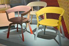 Werner Aisslinger for Moroso | Salone del Mobile 13 | Eclectic Trends