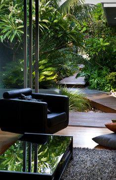 Karrinyup Courtyards - contemporary - Patio - Perth - Cultivart Landscape Design