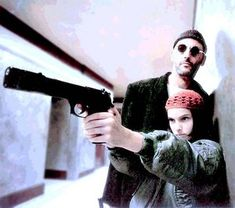 Mathilda:  Is life always this hard, or is it just when you're a kid?    Leon: Always like this.