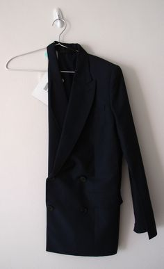 Single-sleeved dinner jacket, Maison Martin Margiela