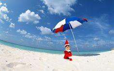 beaches, umbrellas, beach umbrella, seas, blue, desktop backgrounds, wallpapers, beach vacations, christmas ideas