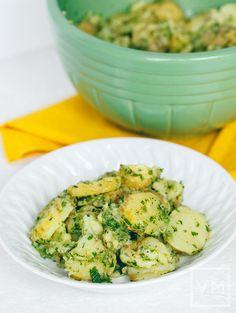 Vegan Tarragon Potato Salad