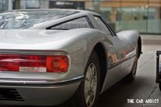 Mercedes-Benz C111 design concept
