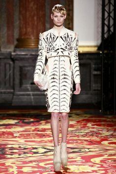 Iris Van Herpen Spring Summer Couture 2013 Paris